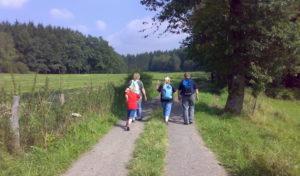 Bickenbacher Wanderfreunde laden ein