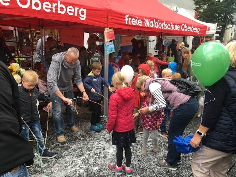 Photo of So feierte die Waldorfschule Oberberg den Weltkindertag