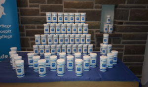 Diakonie verteilt 5.000 Rettungsdosen an Nümbrechter Haushalte