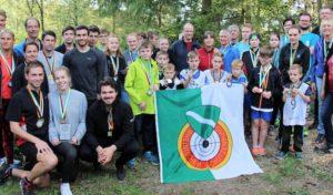 Sommerbiathleten des Schützenvereins Lindlar erfolgreich in Adenau