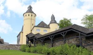 Goldmeister auf Schloss Homburg – Swing trifft auf Sprechgesang