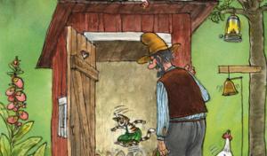 Wittener Kindertheater ist mit Findus und Pettersson zu Gast in Nümbrecht