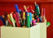 Ein gemeinsamen Kunstprojekt – Was Kinder brauchen – wird vorgestellt