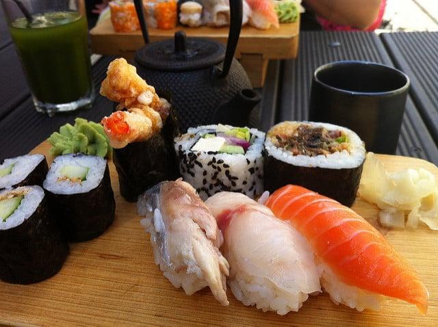 Photo of Wie gesund ist Sushi tatsächlich?