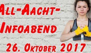 ALL-AACHT-INFOABEND im Trainingsclub Wiehl