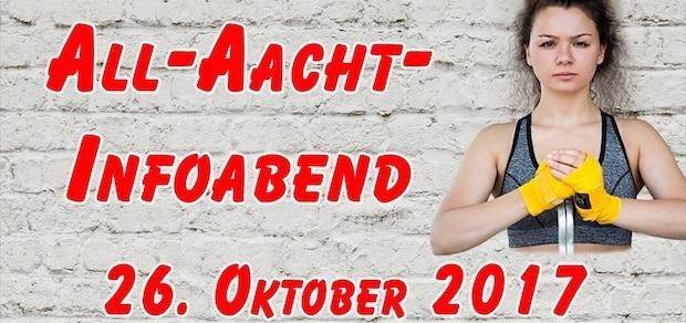 Photo of ALL-AACHT-INFOABEND im Trainingsclub Wiehl
