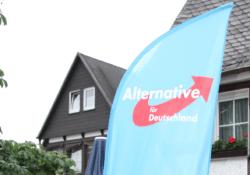 Absage AfD Parteitag in Wiehl - Oberbergischer Kreis.
