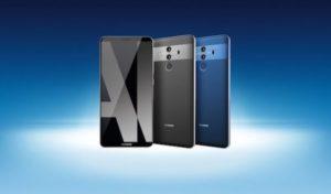 Das neue Huawei Mate10 Pro