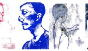 Monotypie – Kunstkurs im Waldorfkindergarten Wiehl