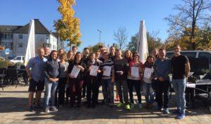 Oberbergische Vereine freuen sich über neue Übungsleiter