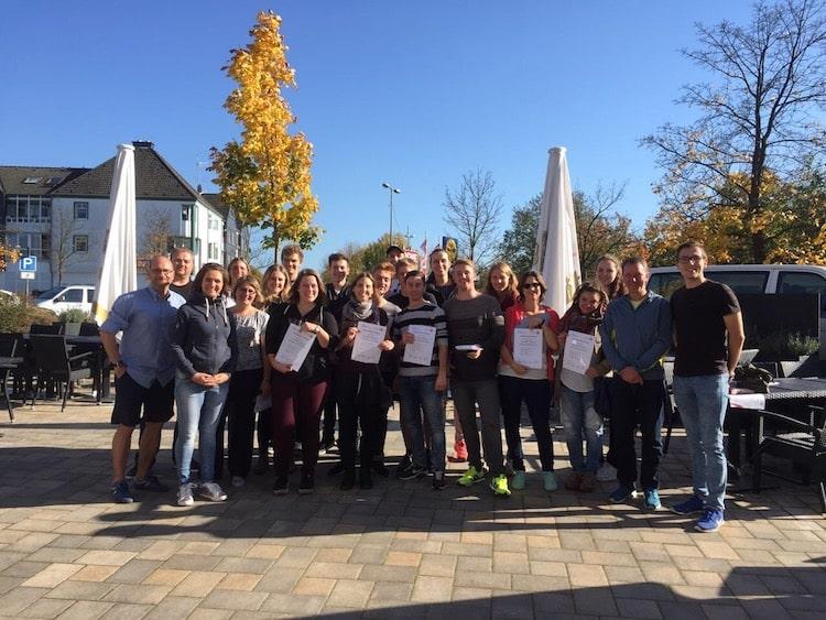 Photo of Oberbergische Vereine freuen sich über neue Übungsleiter
