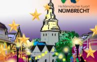 Nümbrechter Weihnachtsmarkt findet am 16. + 17. Dezember statt