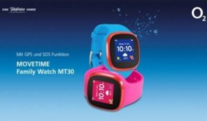 Die MOVETIME Family Watch bei O2