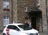 Hückeswagen richtet zusätzliche Parkmöglichkeiten für Elektro-Autos ein