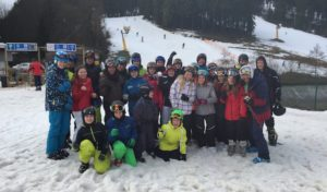 Gesamtschule Marienheide fährt zur Skiexkursion nach Winterberg