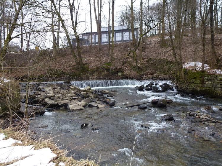 Photo of Freie Bahn für die Fische und Kleinlebewesen in der Wupper