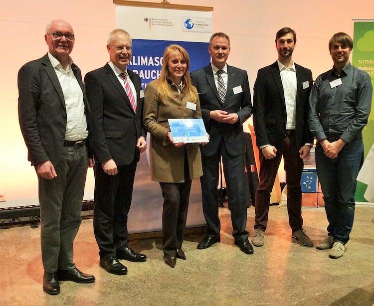 Photo of Bergische Energiekompetenzzentrum erhält 25.000 Euro Preisgeld
