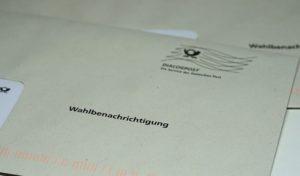 Zur Bürgermeisterwahl in Lindlar jetzt Briefwahl beantragen
