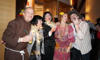 Fotostrecke: Karnevalsparty Bergneustadt Krawinkelsaal (2018)