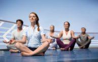 Aktiv auf der MS Europa – Kurse für Gesundheit und Wohlbefinden