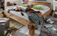Balkenmöbel – der neue Holztrend