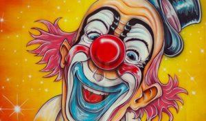 In den Osterferien zum Clown werden und Tiere zähmen