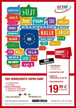 Photo of Smart World L-Option: Ortel Mobile erweitert Prepaid-Optionen