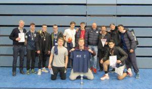 Knapp verpasste Landesmeisterschaft der Handballer Gesamtschule Marienheide