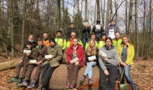 Mach Grün und pflanz einen Baum – Ein Aktionstag von der VSB