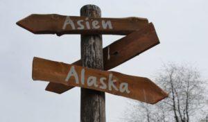 ZOOM Erlebniswelt Alaska – Taufe im Eisbärgehege