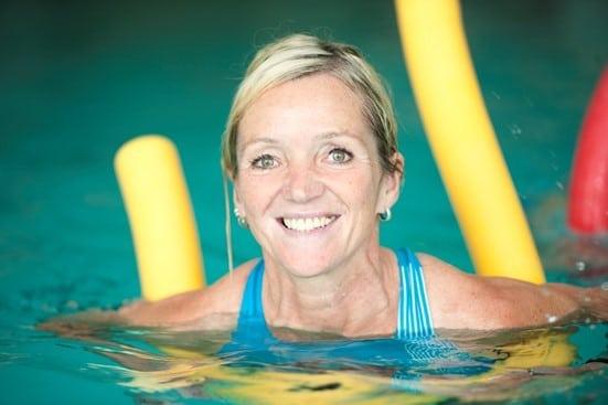Bild von Den Tag mit Aqua-Fitness sportlich beginnen