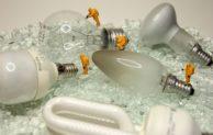 LEDs und Energiesparlampen: Das sollte man bei der Entsorgung beachten