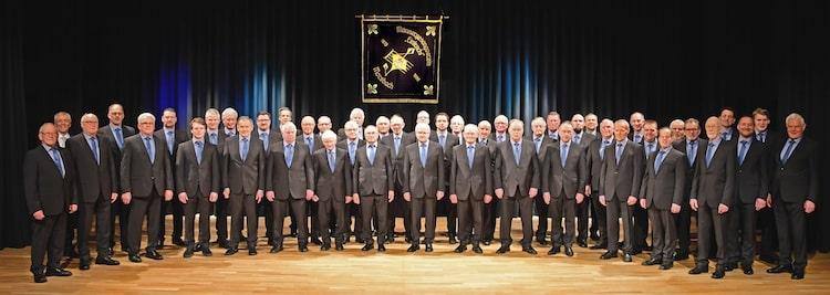 "Photo of MGV ""Eintracht"" Morsbach e.V. feiert 105-jähriges Bestehen"