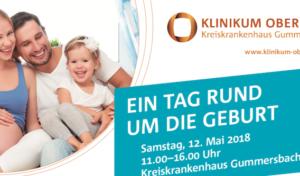 Im Mai ist Tag der Familie im Krankenhaus Gummersbach