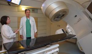 Zwei Millionen Euro investiert das Klinikum Oberberg in neuen Linearbeschleuniger