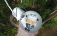 Glamping in Dalarna: In der Kugel liegt das Glück