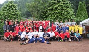 TV Bickenbach lädt zum alljährlichen Faustball-Mixed-Turnier