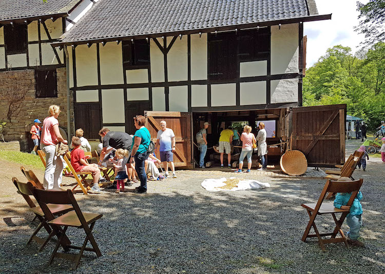 Photo of Historische Mühle und Museumsbäckerei auf Schloss Homburg