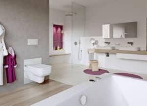 Photo of Moderne Badezimmer – barrierefrei hilft in vielen Lebenssituationen
