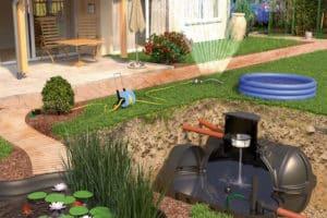 Photo of Zu schade zum verschwenden – Regenwassertank zum Wasser sparen
