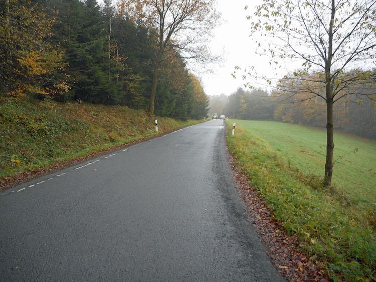 Photo of Sanierung der Kreisstraße 26 in Waldbröl zwischen Thierseifen und Dickhausen