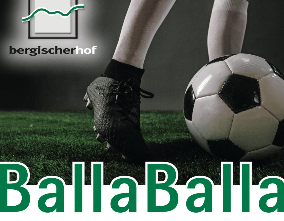 Photo of BallaBalla – Fußballfieber im Bergischen Hof