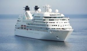 Mit dem Schiff von Hamburg aus in die Welt