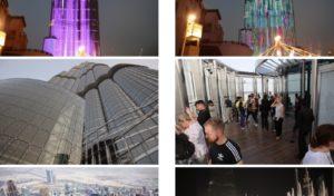 Dubai – Stadt der Wolkenkratzer