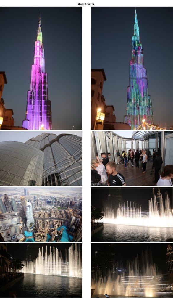 Bild von Dubai – Stadt der Wolkenkratzer