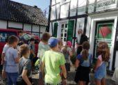 Sommerferien als Zeitreise bis ins Mittelalter