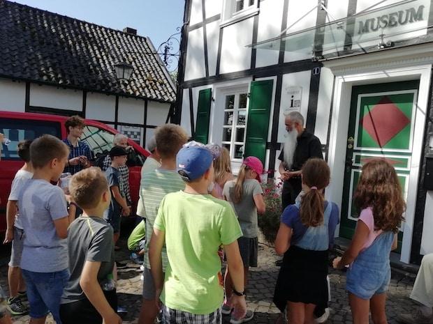 Photo of Sommerferien als Zeitreise bis ins Mittelalter