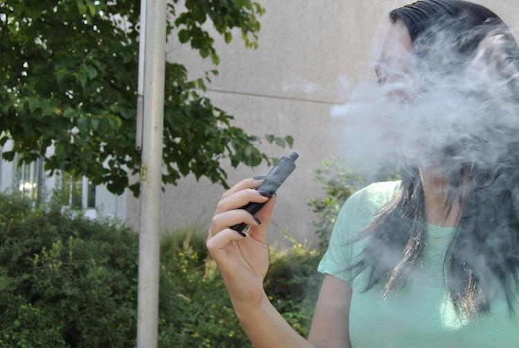 Bild von Was ist eine elektrisch Zigarette?