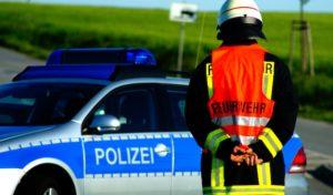 19-Jähriger nach Unfall eingeklemmt