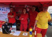 REWE und DLRG Sommerfest